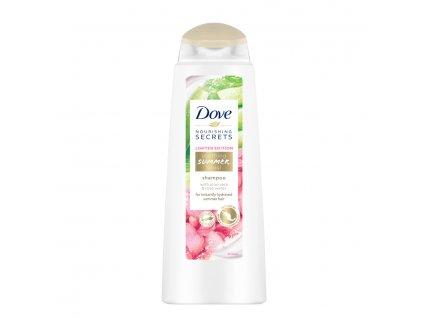 Dove Summer ritual šampón na vlasy 400ml