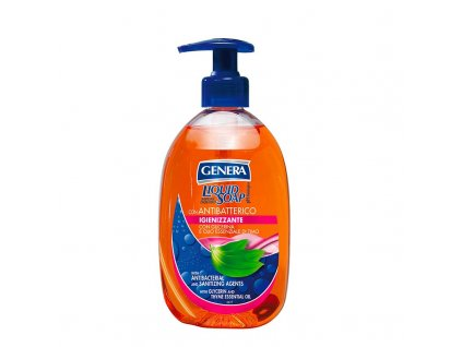 GENERA LIQUID SOAP WITH ANTIBACTERIAL AGENTS 500 ML
