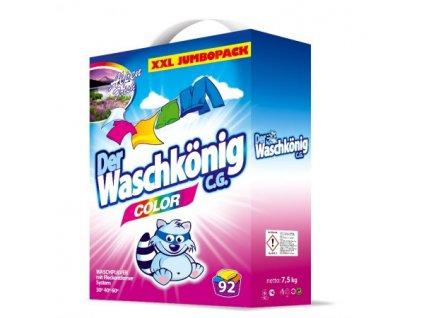 Waschkönig Color prášok na pranie 7,5kg 92 praní