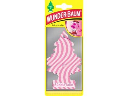 wunder baum papirova vune do auta bubble gum
