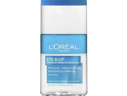 LOREAL Paris Eye & Lip Dvojfázový odličovač aj vodeodolného make upu 125ml