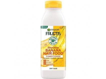 Garnier Fructis Vyživujúci kondicionér na vlasy Banana Hair Food 350 ml