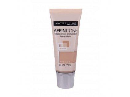 maybelline affinitone make up pre zeny 30 ml odtien 16 vanilla rose 322373