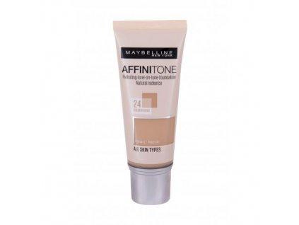maybelline affinitone make up pre zeny 30 ml odtien 24 golden beige 322375