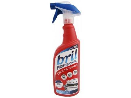 Bril Profesional spray na rúry 750 ml