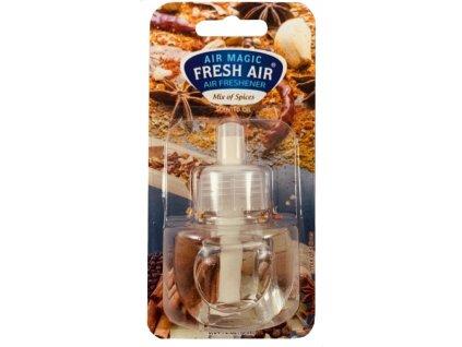 fresh air nahradni napln 19ml mix of spice