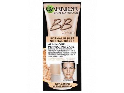 Garnier BB krém Normálna pleť svetlá odtieň 50 ml