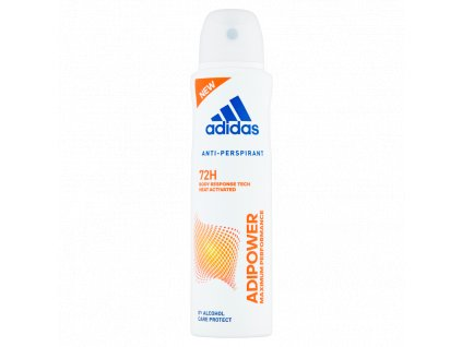 adidas deowomen adipower 150ml pomaranc