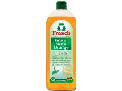 frosch eko univerzalny cistic pomaranc 750ml