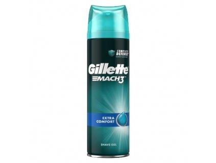 Gillette Mach3 Extra Comfort gél na holenie 200ml