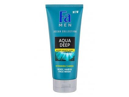 FA FA MEN Aqua Deep 3in1 du as eleja 200ml 9000101237405