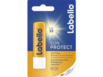 Labello Sun Protect ošetrujúci balzam na pery OF30 4,8 g