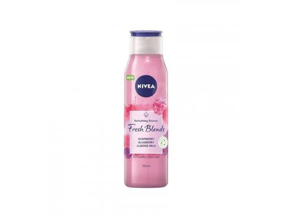 nivea fresh blends raspberry blueberry almond milk damsky sprchovy gel 300mlz 1