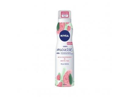 linea corpo mousse corpo wild raspberry white tea 200 ml 087778