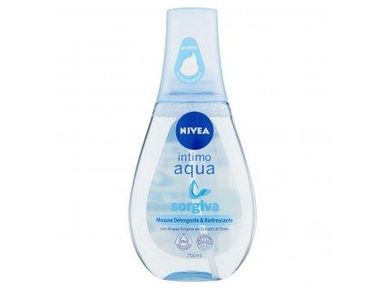 Nivea Intimo Aqua spring hydratačná pena pre intímnu hygienu 250ml