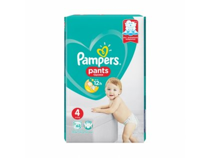 pampers pants active baby giant pack s4 62ks