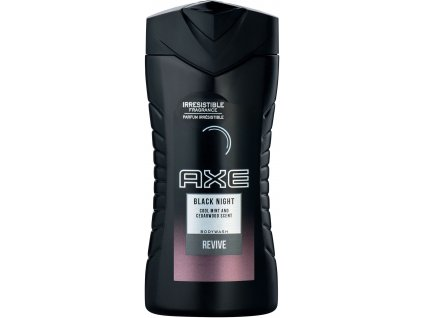 axe sprchovy gel black night 250ml