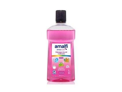 Amalfi Kids ústna voda pre deti s jahodovou príchuťou 500 ml