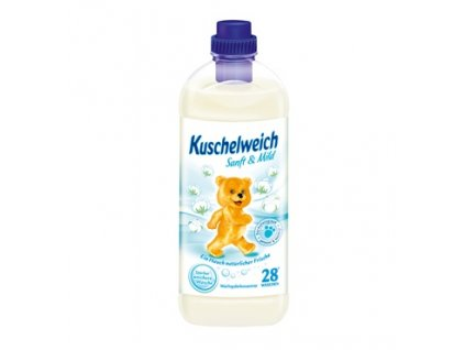 Kuschelweich 1l Biely