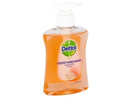 Dettol Grapefruit tekuté mydlo dávkovač 250 ml