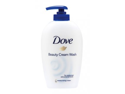 Dove tekuté mydlo Beauty Cream 250ml