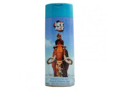 Disney Ice Age sprchový gél & pena do kúpeľa pre deti 400ml