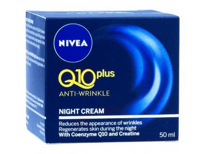 Nivea Q10+ nočný krém 50ml