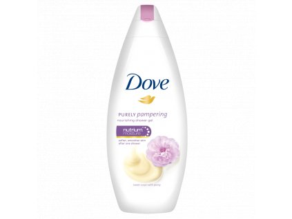 DOVE Purely Pampering Peony sprchový gél 250ml