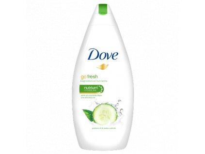Dove Go Fresh uhorka sprchový gél 700ml
