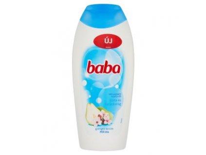 Baba Broskyňový kvet & hruška sprchový gél 400ml