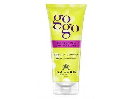 Kallos (GOGO) osviežujúci sprchový gél 200ml