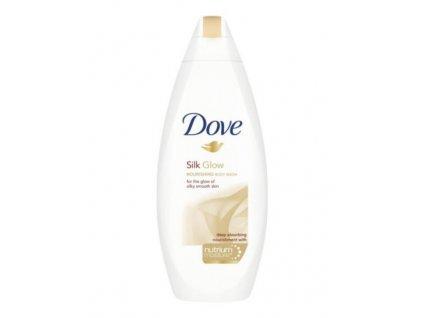 Dove Silk Glow sprchový gél 250ml