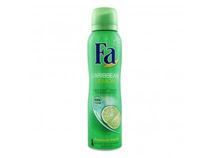 Fa Carribean Lemon antiperspirant 150ml