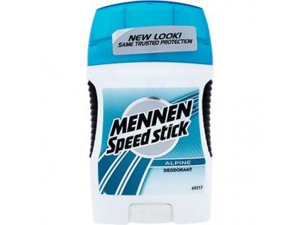 Mennen Speed Stick Alpine tuhý deodorant 60g