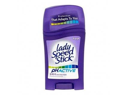 Lady Speed Stick pHactive tuhý stick 45g