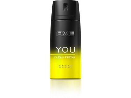 Axe You Clean Fresh deodorant 150ml