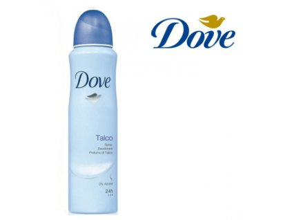 Dove Talco deodorant 150ml