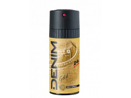 DENIM Gold deospray 150ml