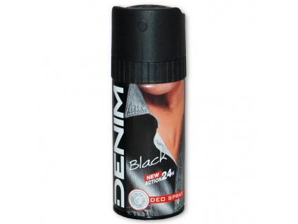 DENIM Black deospray 150ml