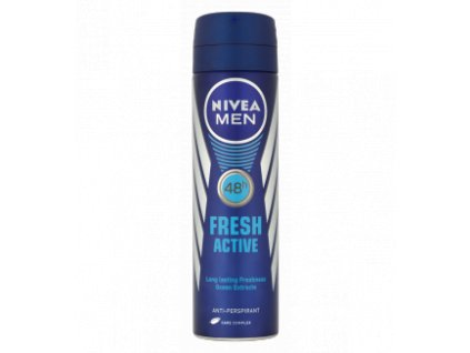 Nivea Men Fresh Active deospray 150 ml