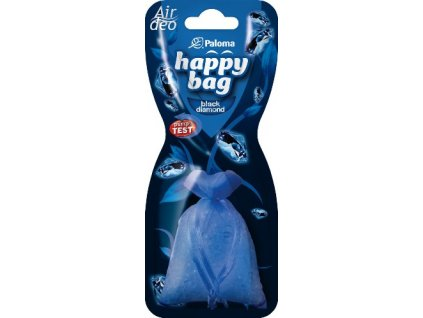 happy bag black d.
