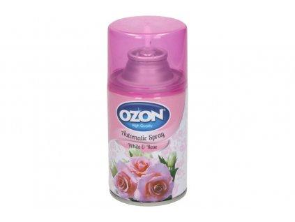 Ozon White Rose osviežovač vzduchu náplň 260ml