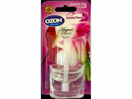 Ozon Oriental Flowers náplň do elektronického osviežovača 19ml