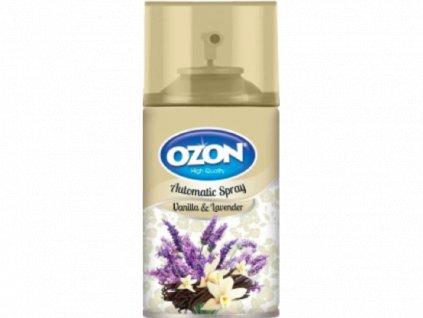 Ozon Vanilla & Levander osviežovaž vzduchu náplň 260ml