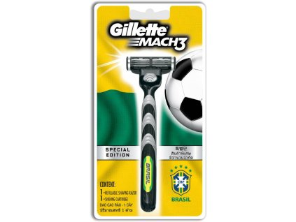 Gillette Mach3 strojček