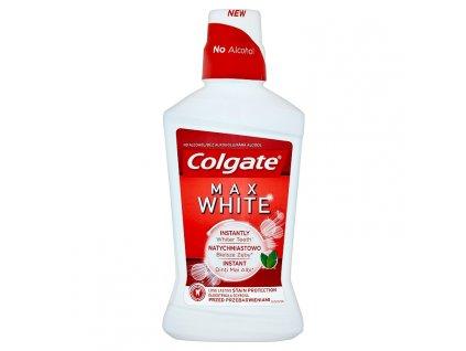 Colgate Max White ústna voda 500ml