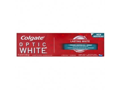 Colgate Optic White Lasting White zubná pasta 75ml