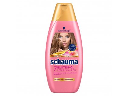 schauma repair shampoo 7 blossom oil 400ml