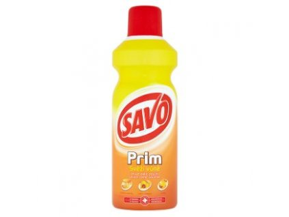Savo Prim Svieža vôňa dezinfekčný prípravok 1l