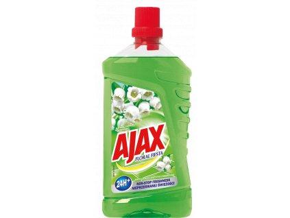 AJAX Spring Flowers čistiaci prostriedok na podlahy 1l